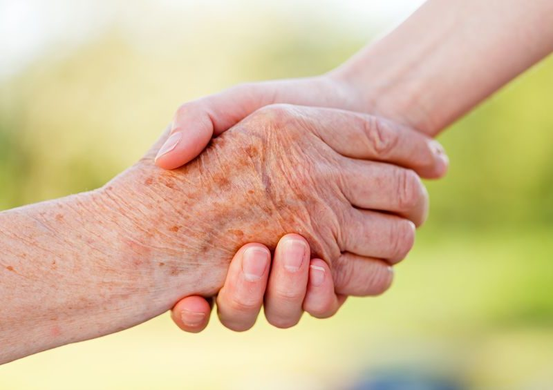 19628933 - the helping hands for elderly home care