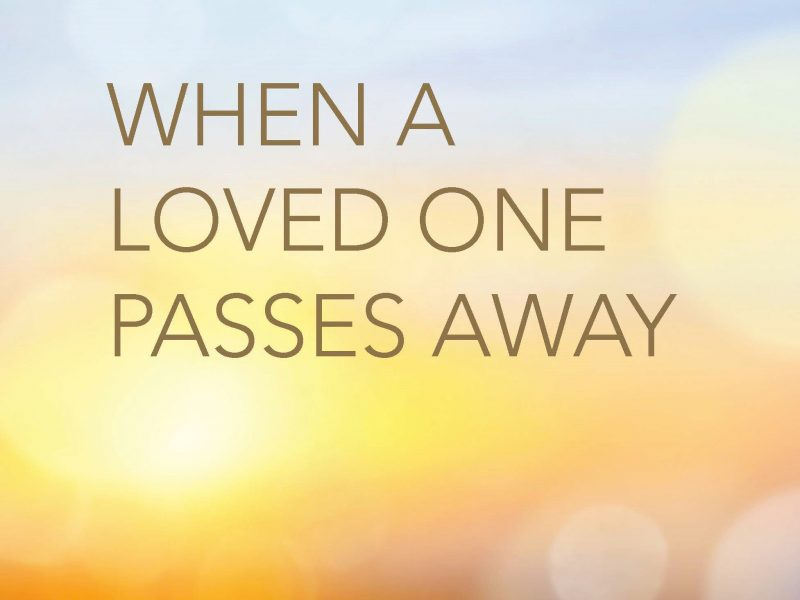 When A Loved One Passes Away_cover2
